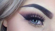 Dramatic Smokey Eye Makeup Tutorial for Beginners | Perfect Eye Makeup T...