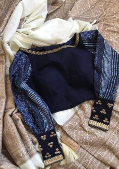 blouse Designs – bestlooks Visit the post for more. Stylish Blouse Design, Fancy Blouse Designs, Blouse Neck Designs, Indian Blouse Designs, Kurti Designs Party Wear, Indian Designer Outfits, Lady, Jeans, Saree Blouse