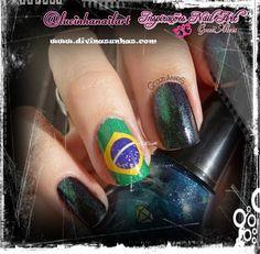 unhas-decoradas - avante Brasil