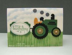 Cute little Tractor