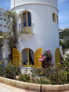 What a lovely place in Santa Eulalia!