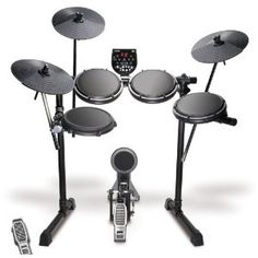 Alesis DM6 USB Kit Performance Electronic Drumset...Gifts for Budding Musicians.