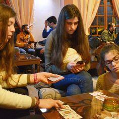 Παίζω χαρτιά με το σεβντά...με την αγάπη ζάρι... http://ift.tt/2m7DCXL #mirtoolini