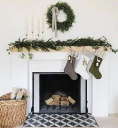 Home decor, and furnishings, curated by the designers at Studio McGee. Minimalist Christmas, Simple Christmas, Winter Christmas, Christmas Home, Christmas Villages, Victorian Christmas, Christmas Christmas, Vintage Christmas, Christmas Ornaments