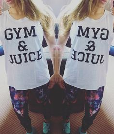 GYM&JUICE tank back in stock $19 s.m.l free shipping - ‍♀️www.royceclothing.com #royceclothing #boutique
