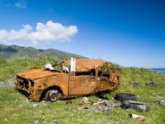 Każdy pojazd w pewnej chwili staje się tak bardzo uszkodzony czy zniszczony, że dalsza jazda nim nie będzie możliwa. Jednak z różnych powodów takiego auta nie da się pozbyć tak zwyczajnie. Między innymi z tego powodu, że chcąc...