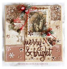 Paper Profusion: Merry & Bright