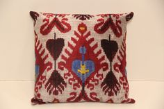 Cushion Cover Art by Tribal Art Home in Istanbul. Unique and beautiful Cushion Cover art and specially designed goods. www.tribalarthome...