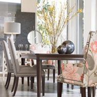 Drexel Heritage Furniture  Gourmet Dining Jennason Side Chair Glamorous Drexel Heritage Dining Room Inspiration Design