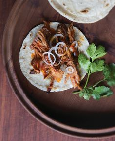 Rick Bayless | Slow-Grilled Pork Shoulder with Ancho Barbecue Sauce