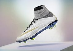 Nike special edition Mercurial Superfly Soccer Cleats for USA soccer star Carli Lloyd