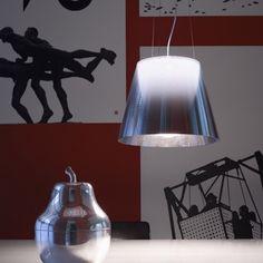 KTribe S2 (Srebrna) - Flos | Designerskie Lampy & Oświetlenie LED