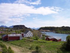 Kabelvåg is a village in the municipality of Vågan in Nordland county, Norway. It is located on the southern shore of the island of Austvågøya in the Lofoten archipelago. Kabelvåg lies about 5 km to the southwest of the town of Svolvær, the administrative centre of Vågan municipality. The 1.18-sq km village has a population (2013) of 1,733. The population density is 1,469 inhabitants per sq km.