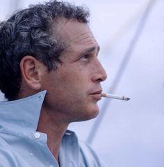 Paul Newman – fishing in the Florida Keys in 1967