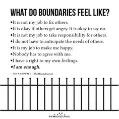 Trauma, Boundaries Quotes, Personal Boundaries, Narcissistic Abuse Recovery, Mental And Emotional Health, Coping Skills, Healthy Relationships, Relationship Tips, Dysfunctional Relationships