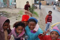 ©meunierd Make a difference to some of Cape Town's poorest neighbourhoods.
