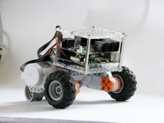 BrickPi turns your Raspberry Pi into a Lego Mindstorms robot. Your credit card sized computer enters the physical world.