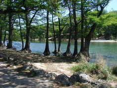Scenic Texas | Scenic Garner Park Texas