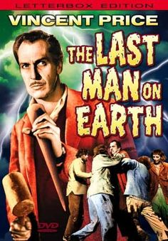 1960s Sci-Fi Movies | The Last Man on Earth