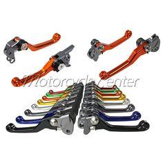 CNC Brake Clutch Levers For Honda CRM250R CRM 250R AR XR400MOTARD XR250 XR 400 250 MOTARD Adjustable Pivot Racing Motocross #Affiliate