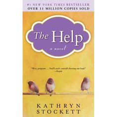 """Waiting to be finished: The Help by Kathryn Stockett. I started reading this book and I didn't quite """"catch the wave"""". I made the mistake of watching the movie a quarter of the way reading the book. Now I don't know if I will actually finish reading. This Is A Book, I Love Books, Great Books, The Book, Books To Read, My Books, The Help Book, Amazing Books, Book 1"""