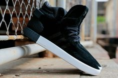 057430ecfa43 Acheter Adidas Tubular Invader Strap 750 Black Noir Vintage White blanc  Youth Big Boys Sneakers