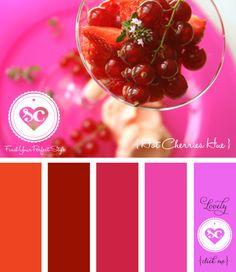 068 Hot Cherries Hue by Asmalina © 2012 Sorbetcolour ™