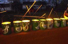 """""""Lámpa, lámpa lámpácska"""" - Márton napi lámpások - Kincsek és kacatok óvodáknak Hl Martin, Martini, Techno, Diy And Crafts, Preschool, Home And Garden, Nap, Adhd, Garden Ideas"""