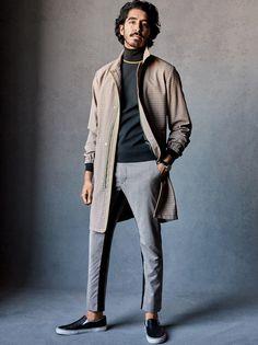 Dev Patel tritt mit GQ Fashion Shoot in den Frühling – Mr nice guy – Men Christopher Hitchens, Men Fashion Show, Mens Fashion Suits, Gq Fashion, Fashion Shoot, Winter Fashion, Fashion Sites, Fashion Guide, Fashion Menswear