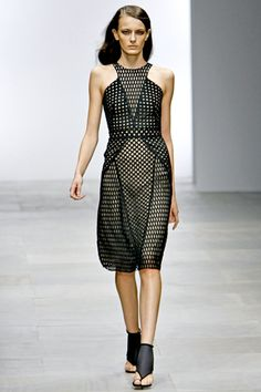 Marios Schwab Spring 2012 Ready-to-Wear Collection Slideshow on Style.com
