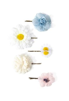 Accessories - Hair Accessories - Clips + Pins | WOMEN | Forever 21