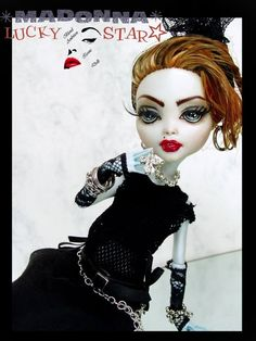 Madonna by Blond Ambition Iconic Dolls