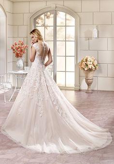 Eddy K 78005 A-Line Wedding Dress