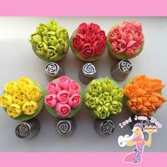 **PRE ORDER NOW – These have sold out incredibly fast, we have ordered more for delivery to our shop Friday 20th Nov. Your order will be shipped out as soon as we have them** These incredible detailed piping nozzles allow you to pipe a range of flowers and roses quickly and easily like never before! […]