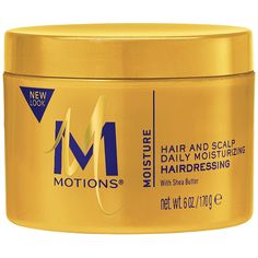 Motions Hairdressing, Hair and Scalp Daily Moisturizing 6 oz (Pack of 6) *** Click image for more details.