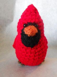 Ravelry: Cardinal pattern by Jessica Boyer