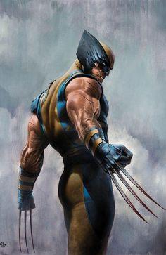Wolverine Comics, Marvel Dc Comics, Marvel Heroes, Marvel Characters, Marvel Avengers, Marvel Art, Superhero Poster, Batman Poster, Comic Books Art