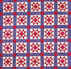 antique amish quilts (repetition, symmetry, pattern, and color)