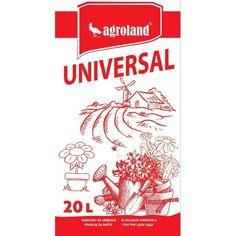 In magazinele Agroland gasiti pamant pentru flori (substrat universal) - - lei — Products shown: Substrat universal.