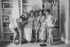 Bridesmaids Succop Conservancy Pittsburgh Wedding Photographer Outside Spring Vintage Estate Wedding pajamas