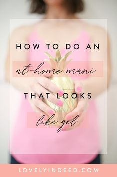 How to do a mani at home that looks like a professional gel manicure! There's a secret weapon that makes all the difference in the world. Click to see the list of simple supplies and how to do it. #athome #workfromhome #stayhome #manicure #diymani #diymanicure Life Hacks Every Girl Should Know, Every Mom Needs, Amazing Life Hacks, Simple Life Hacks, Manicure At Home, Diy Manicure, Easy Projects, Projects For Kids, Mom Quotes