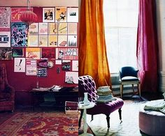 Inspire Bohemia - beautiful blog about bohemian decor & lifestyle