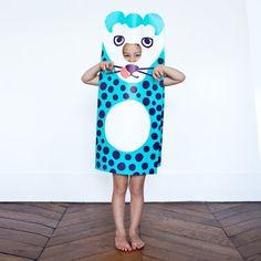 Costume facile en papier