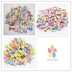 20g/bag Acrylic beads mixed color Fashion beads D028001(7) on Aliexpress.com | Alibaba Group