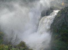 POZOS DE LOS HUMOS; las cascadas más espectaculares de España