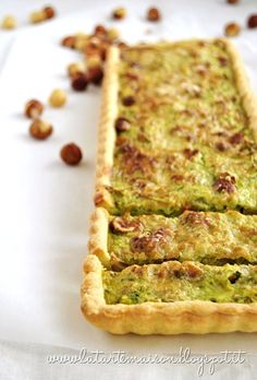 Quiche with Zucchini recipes - Social Cooking Engine No Salt Recipes, Great Recipes, Strudel, Quiches, My Favorite Food, Favorite Recipes, Vegetarian Meal Prep, Sicilian Recipes, Xmas Food
