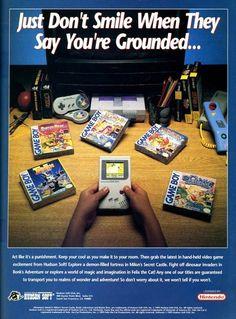 35 publicités retro et WTF des jeux vidéo des années 80/90 | Ufunk.net
