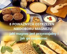 przepisynazdrowie-pl-8-ostrzezen-niedoboru-magnezu-objawy-xrodla-magnezu-jaki-magnez-i-wit-b6 Beef, Ethnic Recipes, Food, Meat, Essen, Meals, Yemek, Eten, Steak