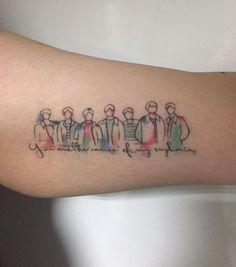 Inspiration Tatto Woman Jackets and Blazers womans fleece jacket Kpop Tattoos, Army Tattoos, Mini Tattoos, Body Art Tattoos, Small Tattoos, Euphoria Tattoo, Piercing Tattoo, Get A Tattoo, Beautiful Tattoos