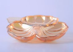Jeanette Marigold candy dish by OSGVintage on Etsy